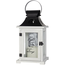 """Your Light"" Picture Frame Lantern In Louisville, KY, In Kentucky, Schmitt's Florist"