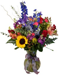Garden Bouquet In Louisville, KY, In Kentucky, Schmitt's Florist