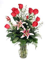 Roses and Lilies In Louisville, KY, In Kentucky, Schmitt's Florist