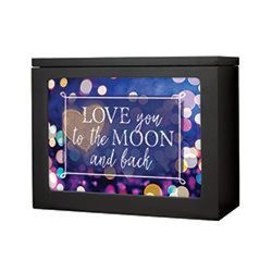Moon & Back Light Box In Louisville, KY, In Kentucky, Schmitt's Florist