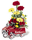 Fire Engine Bouquet In Louisville, KY, In Kentucky, Schmitt's Florist